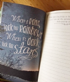 Positivity Journal Notebook With Inspirational Messages For Fresh Perspectives